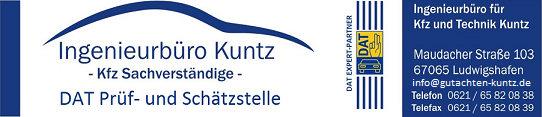 KFZ-Sachverständigenbüro Kuntz - Tel: 0621-65820838