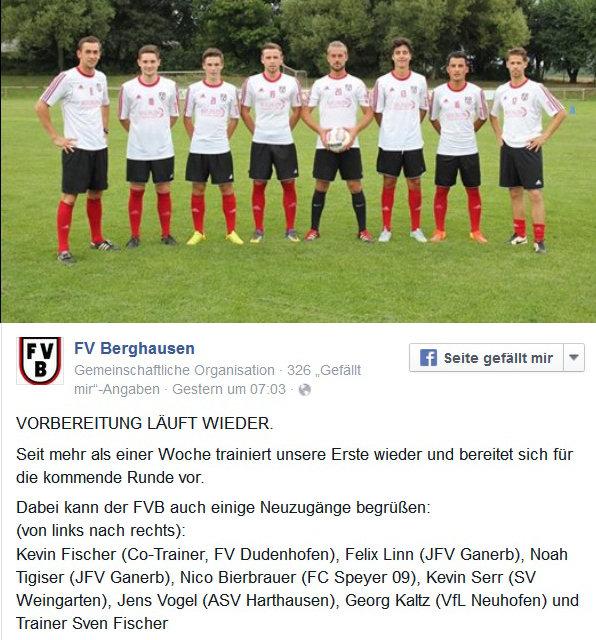 FV Berghausen