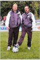 13.07.2000: Die DFB-U18 im Herxheim